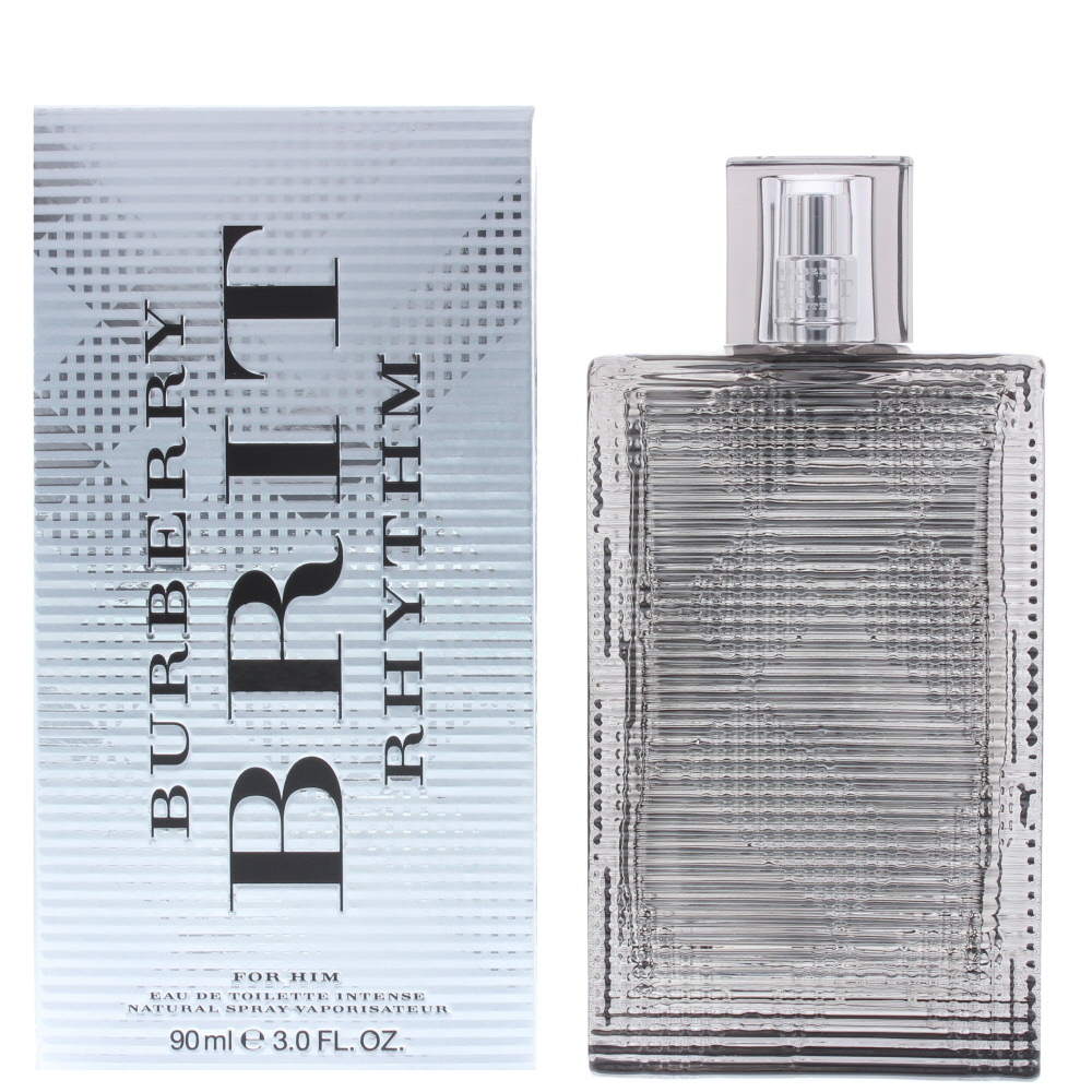 Brit M Burberry Rhythm Edt Intense 90ml EDH9WIY2