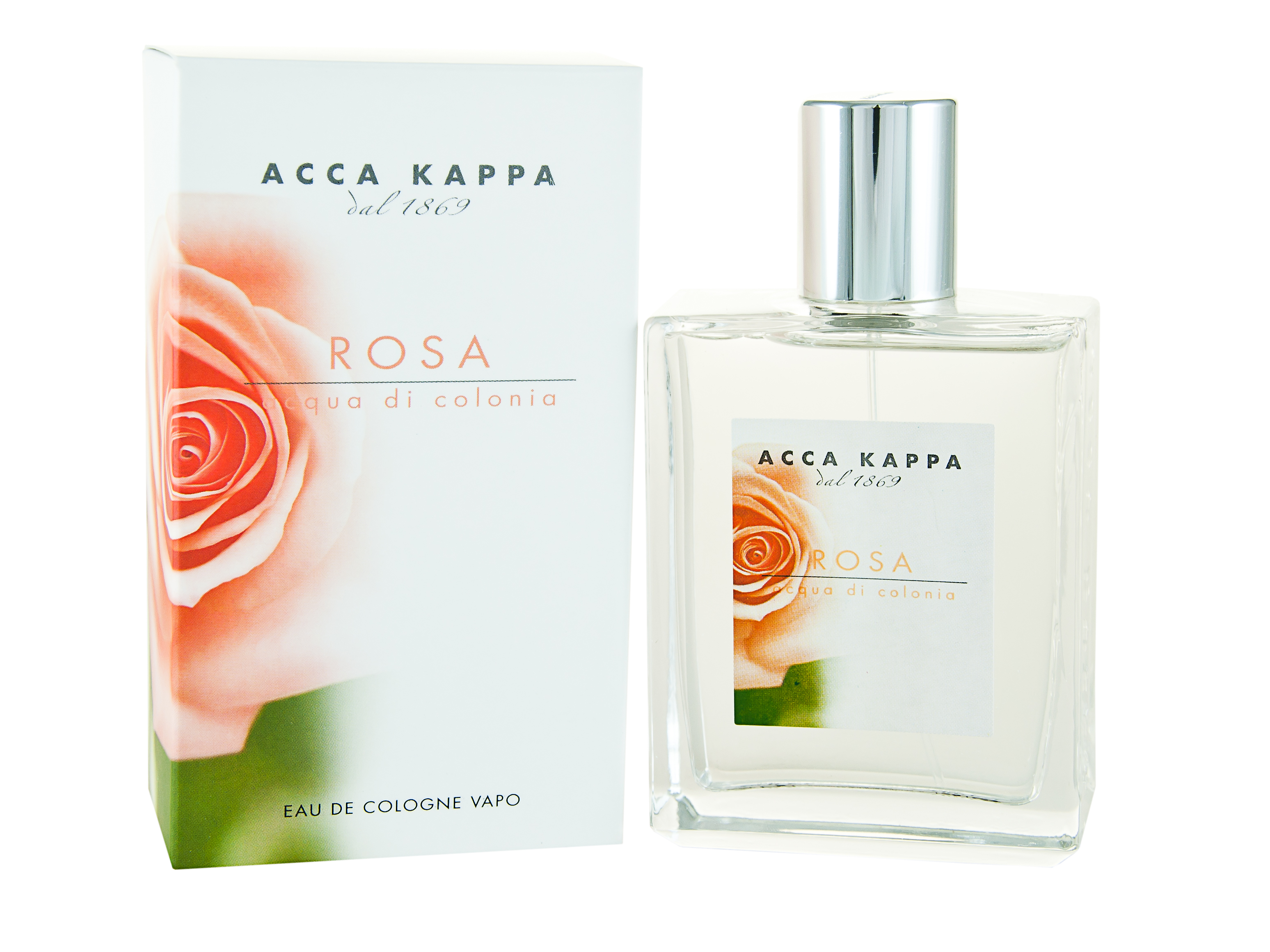 Acca Kappa Rosa Eau de Cologne 100ml