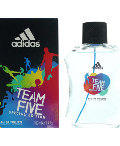 Adidas Team Five Special Edition Eau de Toilette 100ml