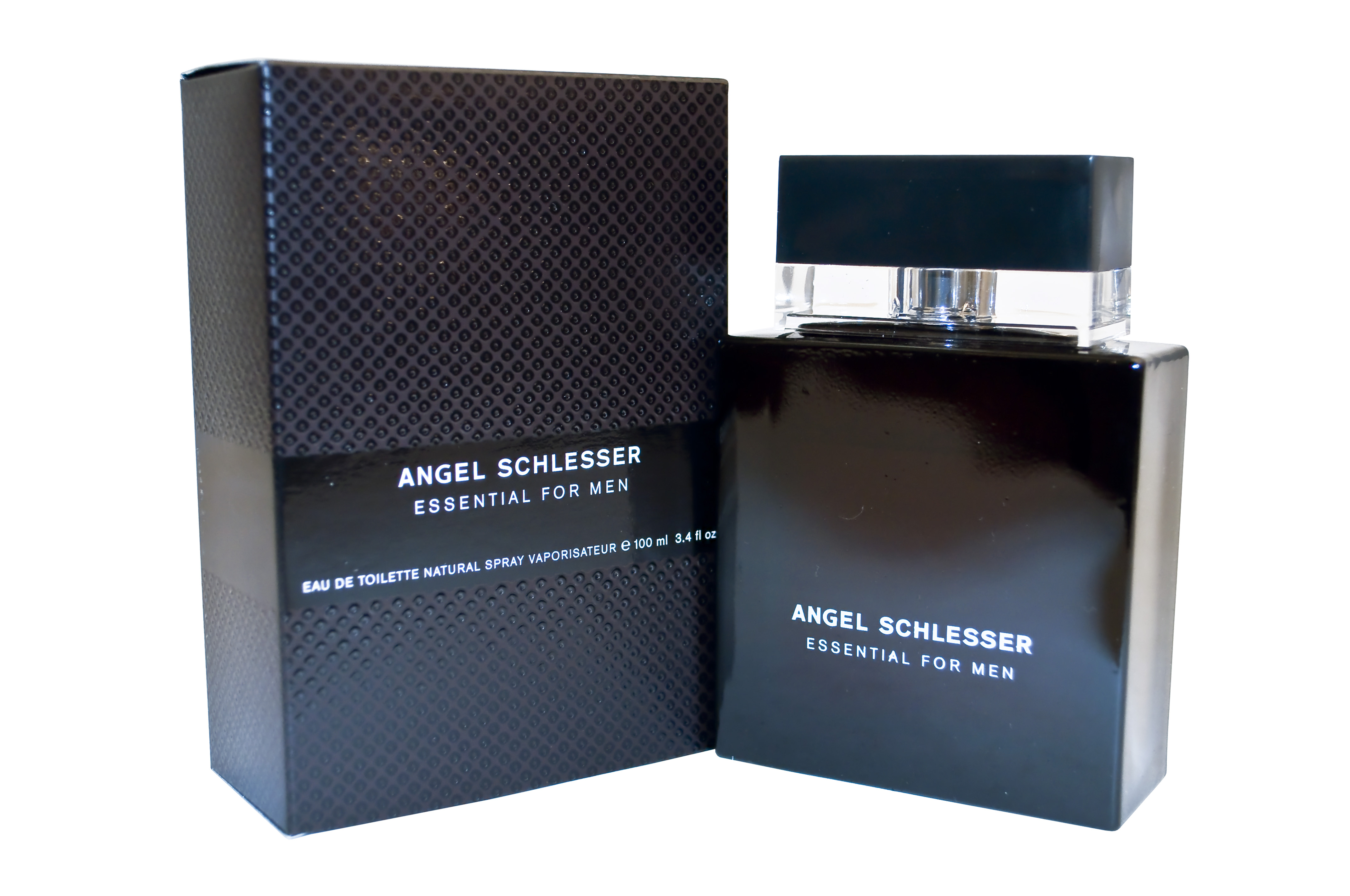 Angel Schlesser Essential For Men Eau de Toilette 100ml
