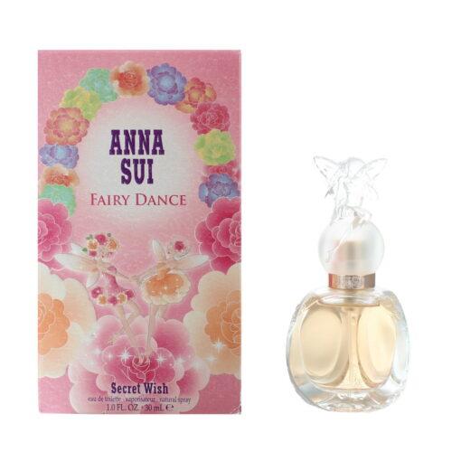 Anna Sui Fairy Dance Secret Wish Eau de Toilette 30ml