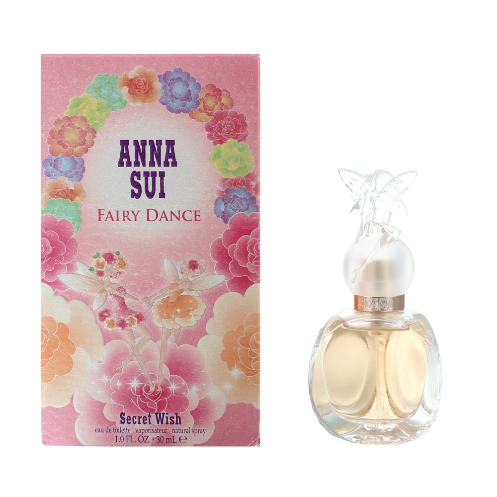 Anna Sui Fairy Dance Secret Wish Eau de Toilette 30ml