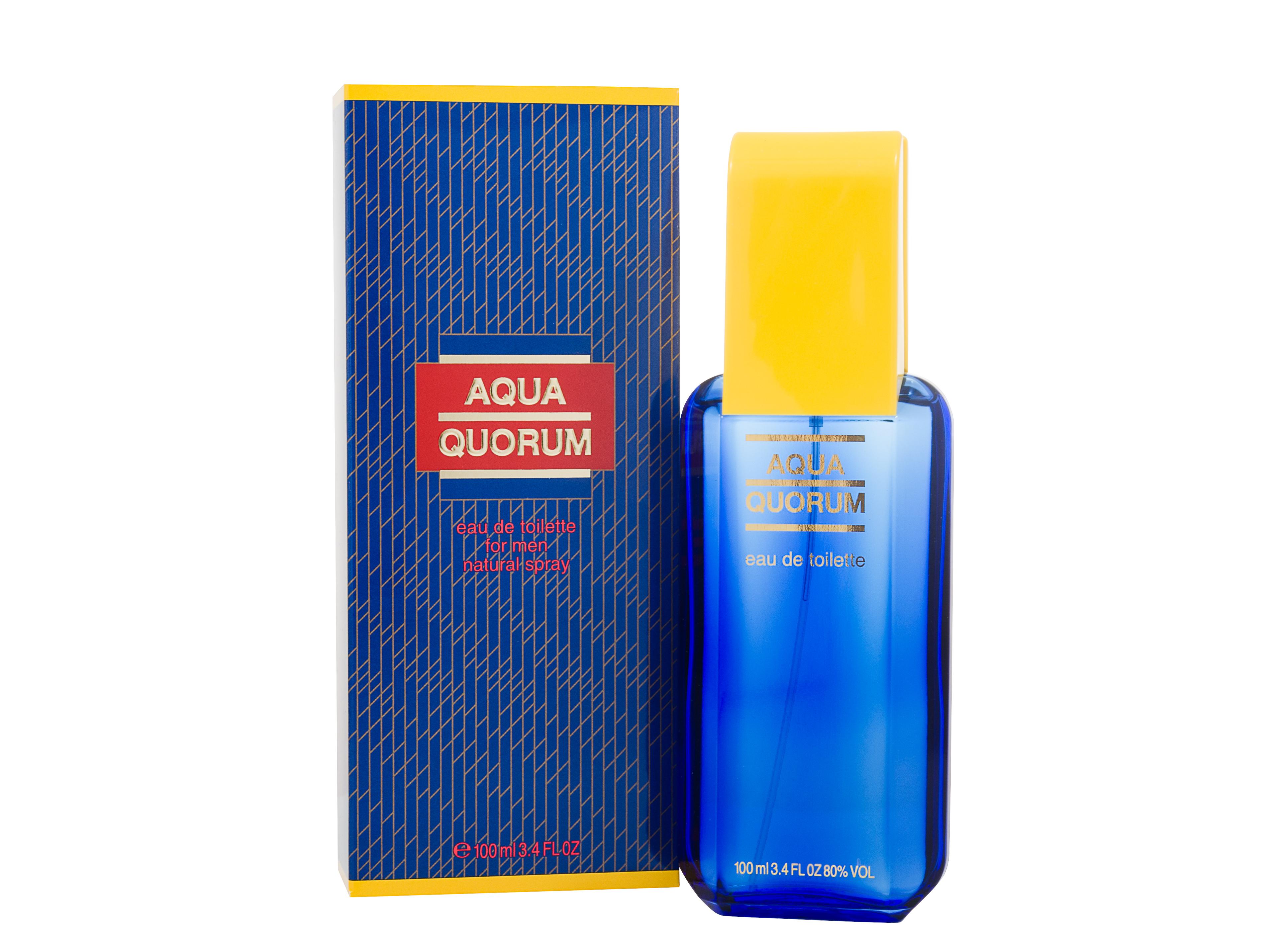 Puig Aqua Quorum Eau de Toilette 100ml