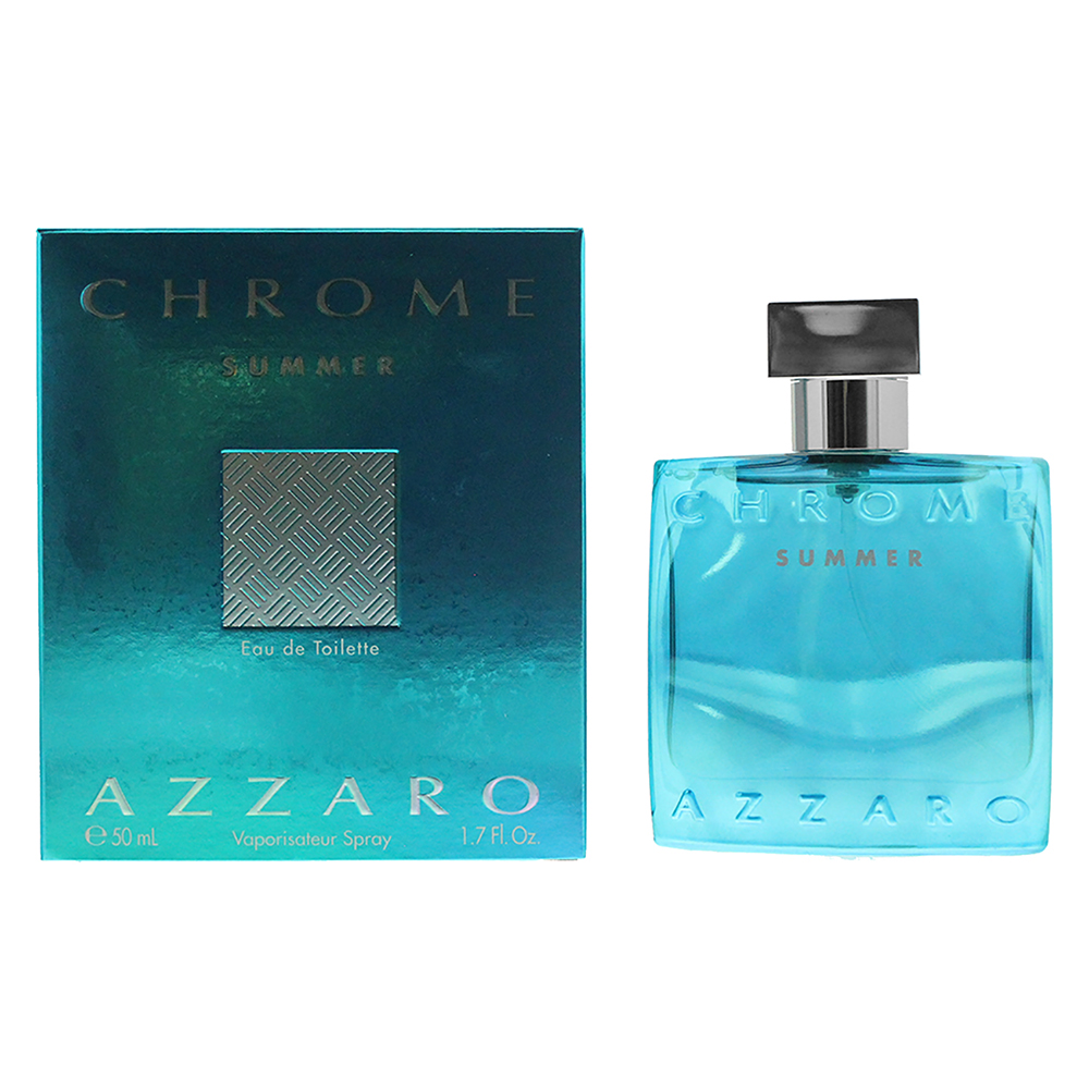 Azzaro Chrome Summer Eau de Toilette 50ml
