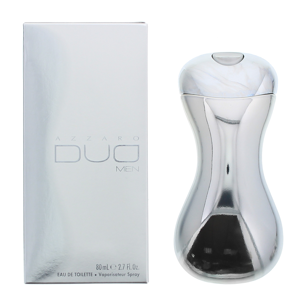 Azzaro Duo Men Eau de Toilette 80ml