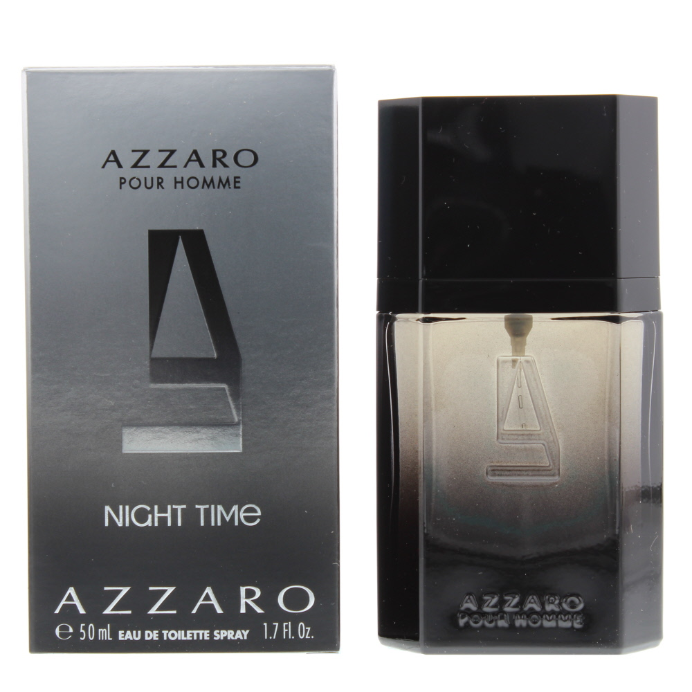 Azzaro Pour Homme Night Time Eau de Toilette 50ml