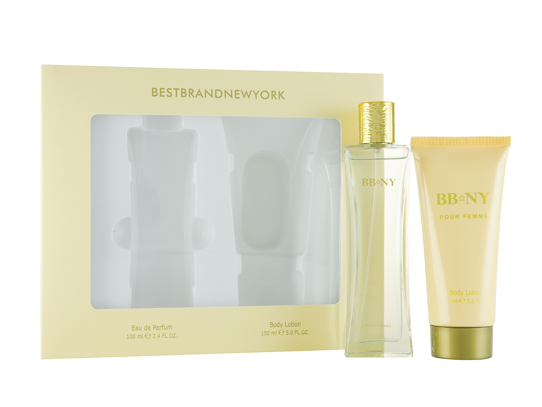 Bbny Pour Femme Eau de Parfum 2 Pieces Gift Set