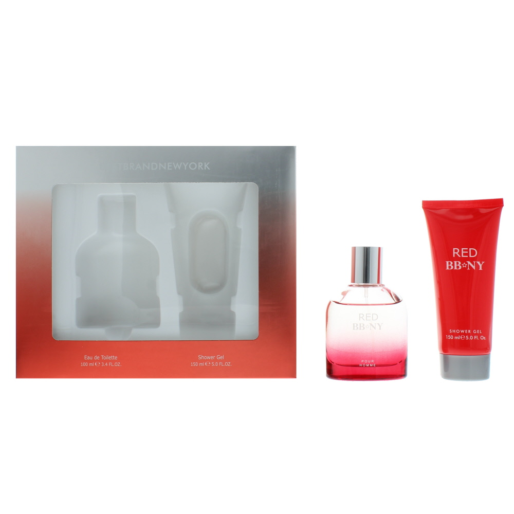 Bbny Red Eau de Toilette 2 Pieces Gift Set