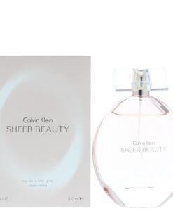Calvin Klein Sheer Beauty Eau de Toilette 100ml