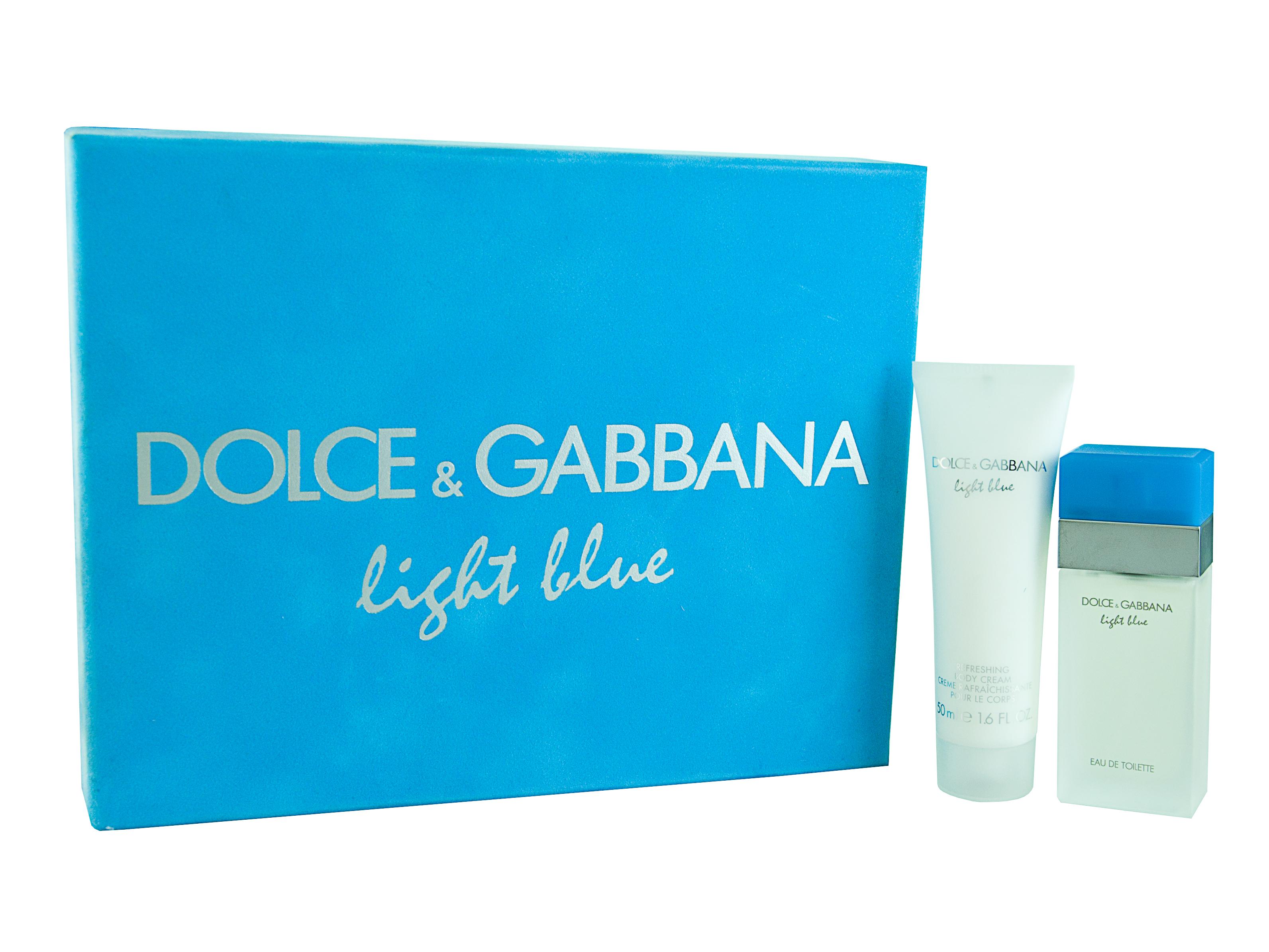 Dolce & Gabbana Light Blue Eau de Toilette 2 Pieces Gift Set