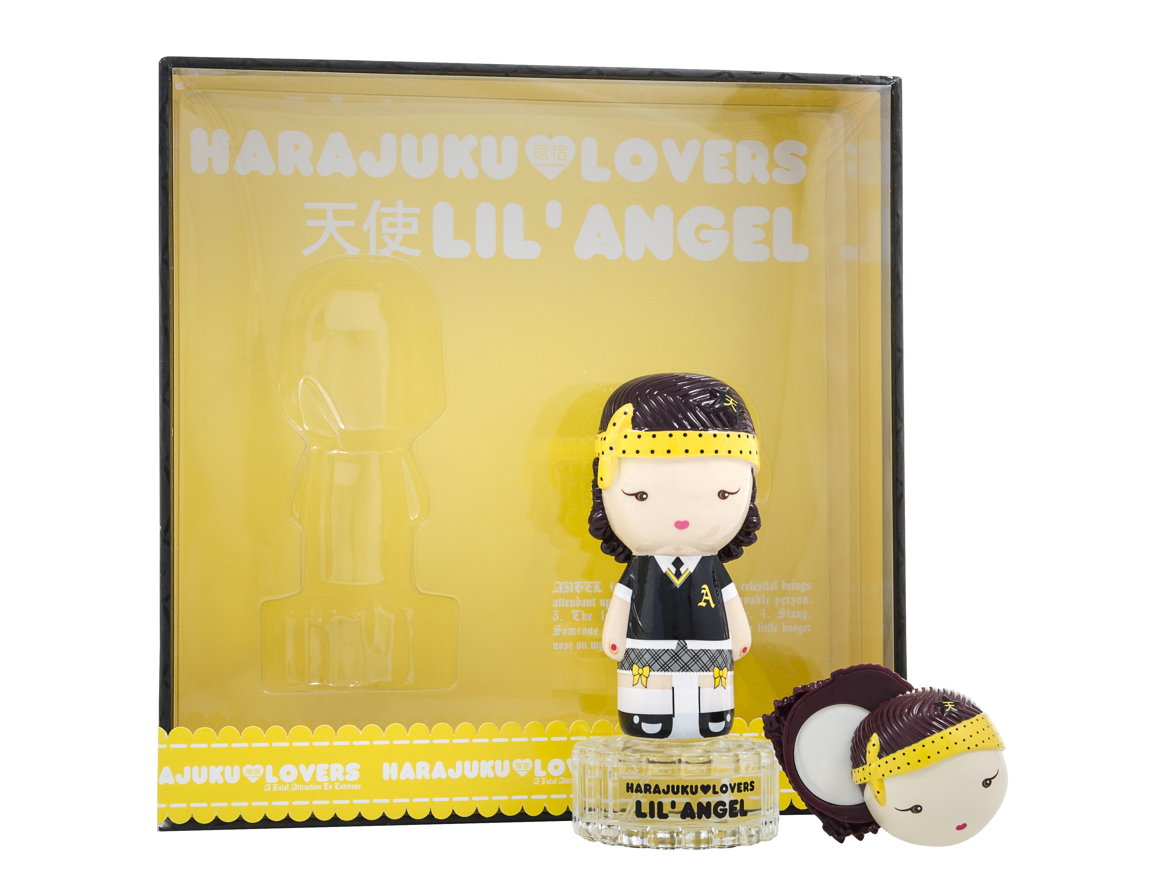 Gwen Stefani Harajuku Lovers Lil' Angel Eau de Toilette 2 Pieces Gift Set