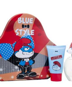The Smurfs Blue Style Papa Eau de Toilette 2 Pieces Gift Set