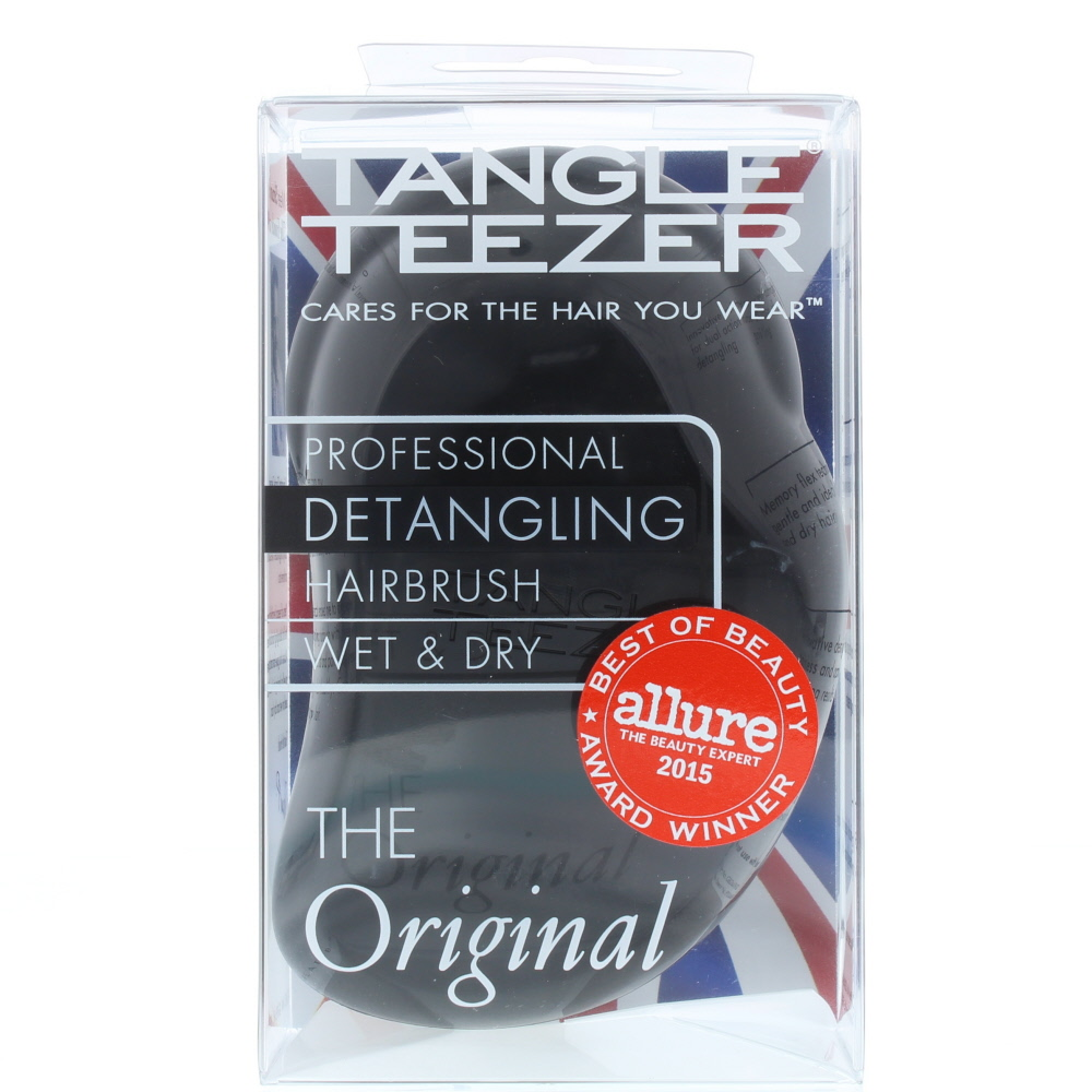 Tangle Teezer The Original Panther Black Hair Brush