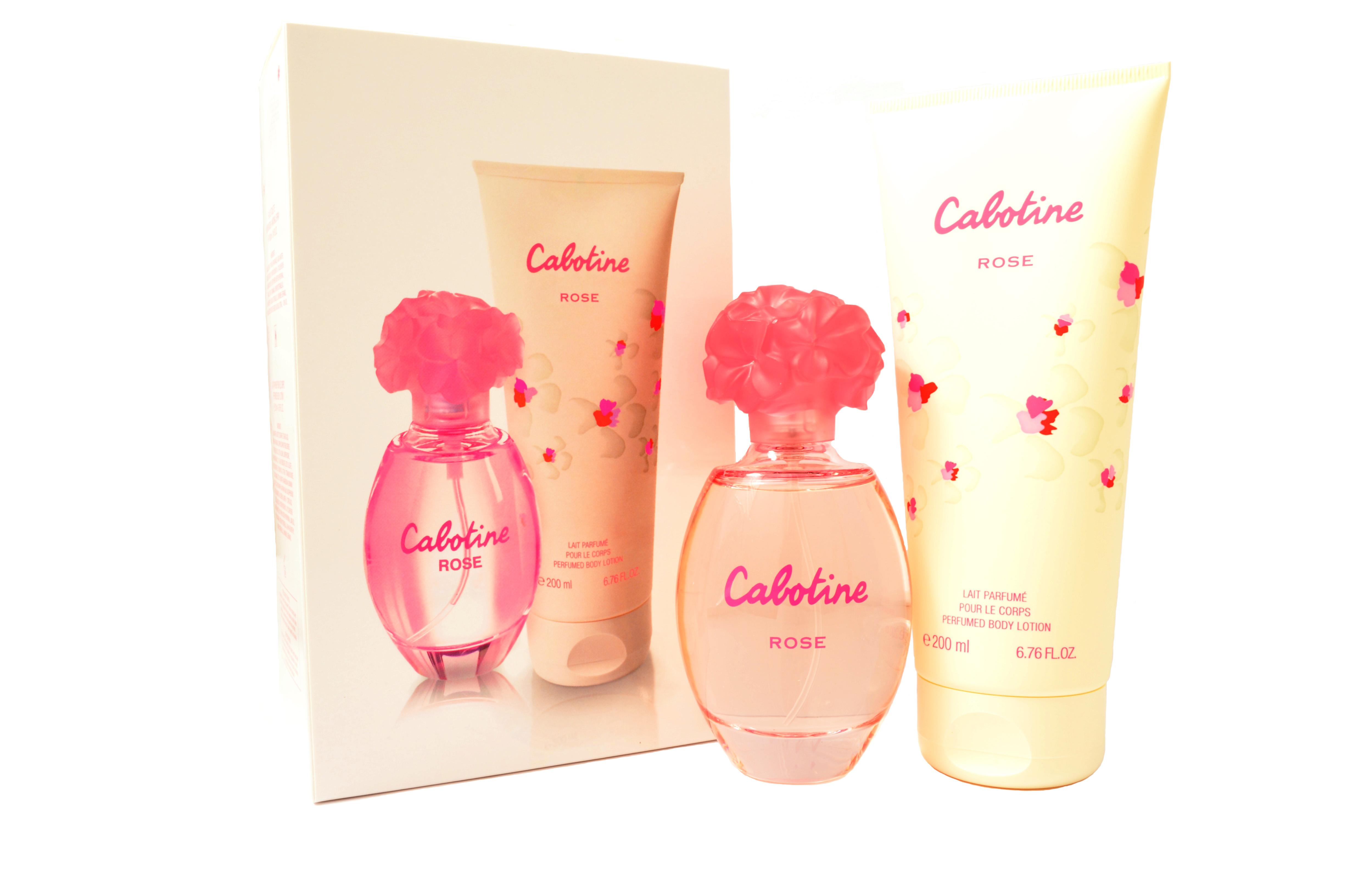 Parfums Grès Cabotine Rose Eau de Toilette 2 Pieces Gift Set