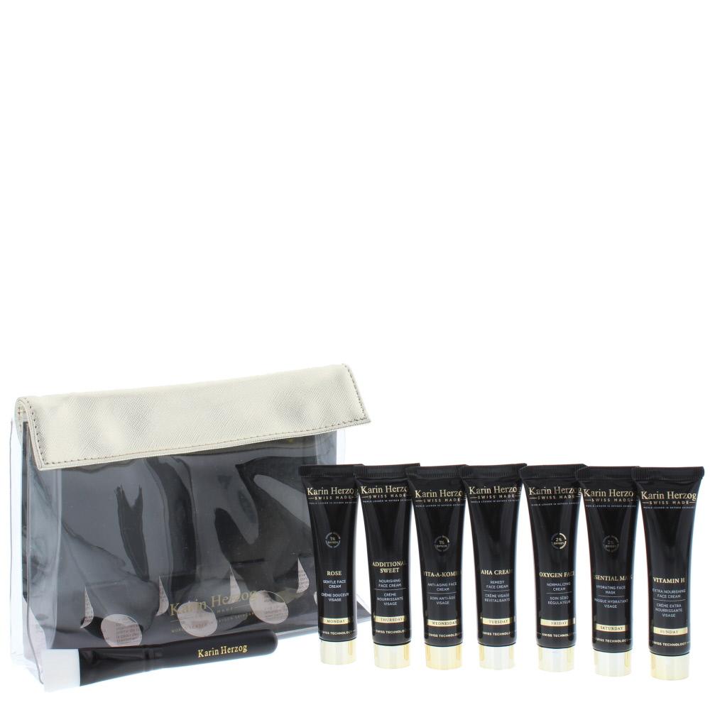 Karin Herzog The 7 Creams Of The Week Kit Skincare Set 0 Pieces Gift Set