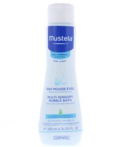 Mustela Bébé-Enfant Multi-Sensory Bubble Bath 200ml
