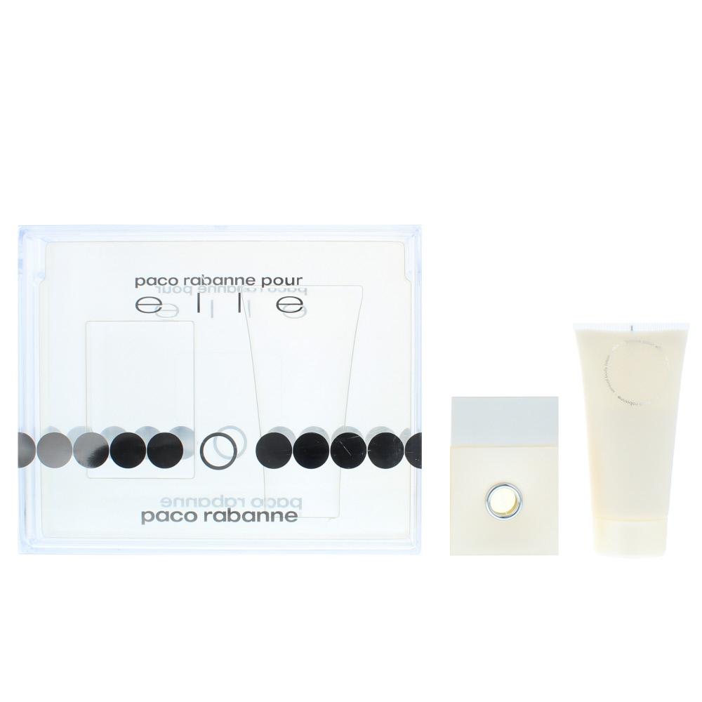 Paco Rabanne Pour Elle Eau de Parfum 2 Pieces Gift Set
