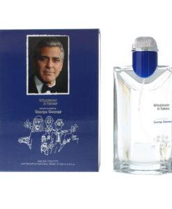 Whatever It Takes George Clooney Eau de Toilette 100ml