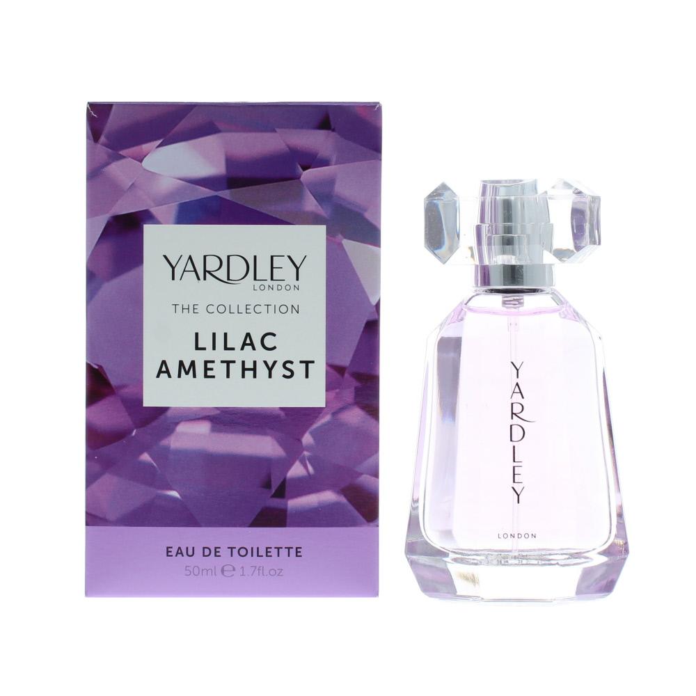 Yardley The Collection Lilac Amethyst Eau de Toilette 50ml