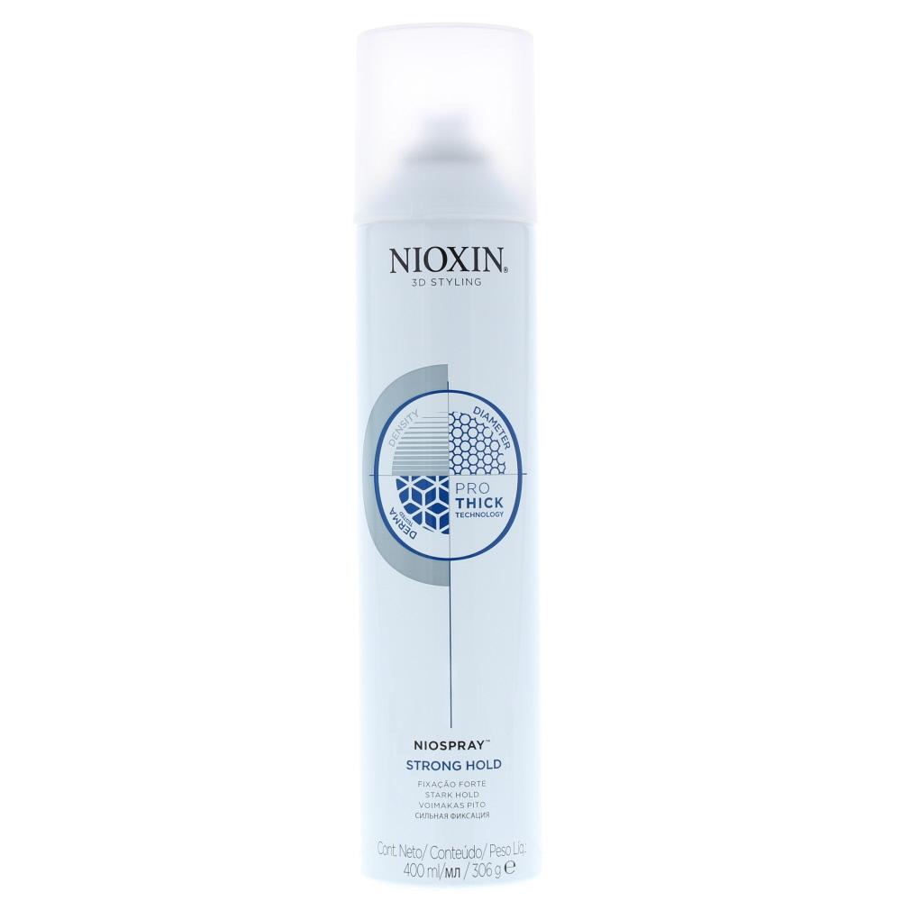 Nioxin Niospray Strong Hold Finishing Spray 400ml