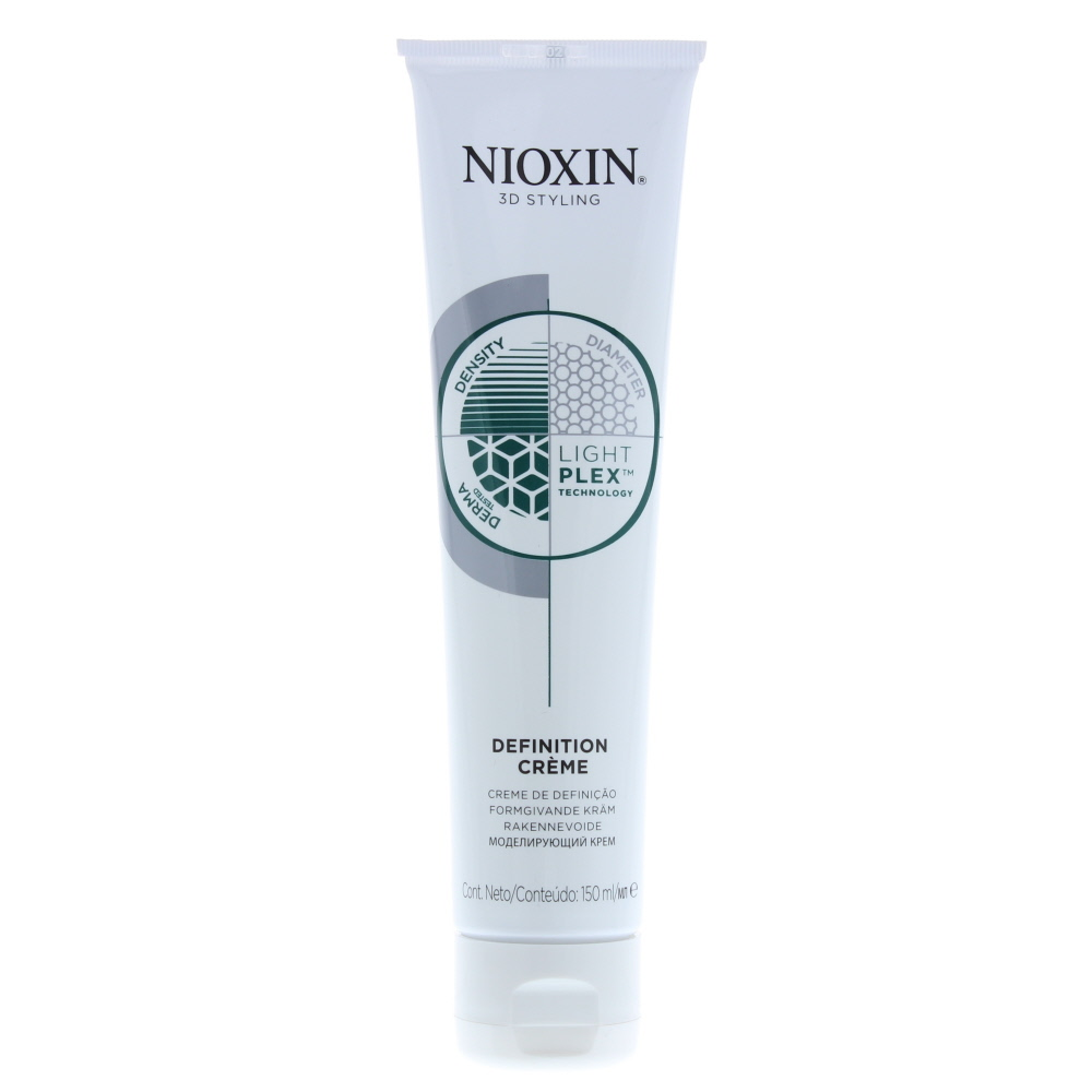 Nioxin 3D Styling Definition Creme Smoothing Cream 150ml
