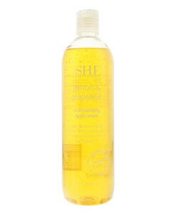 Om She Lemon & Grapefruit Moisturising Body Wash 500ml