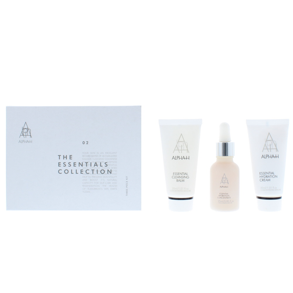 Alpha-H The Essential Collection Skincare Set 3 Pieces Gift Set