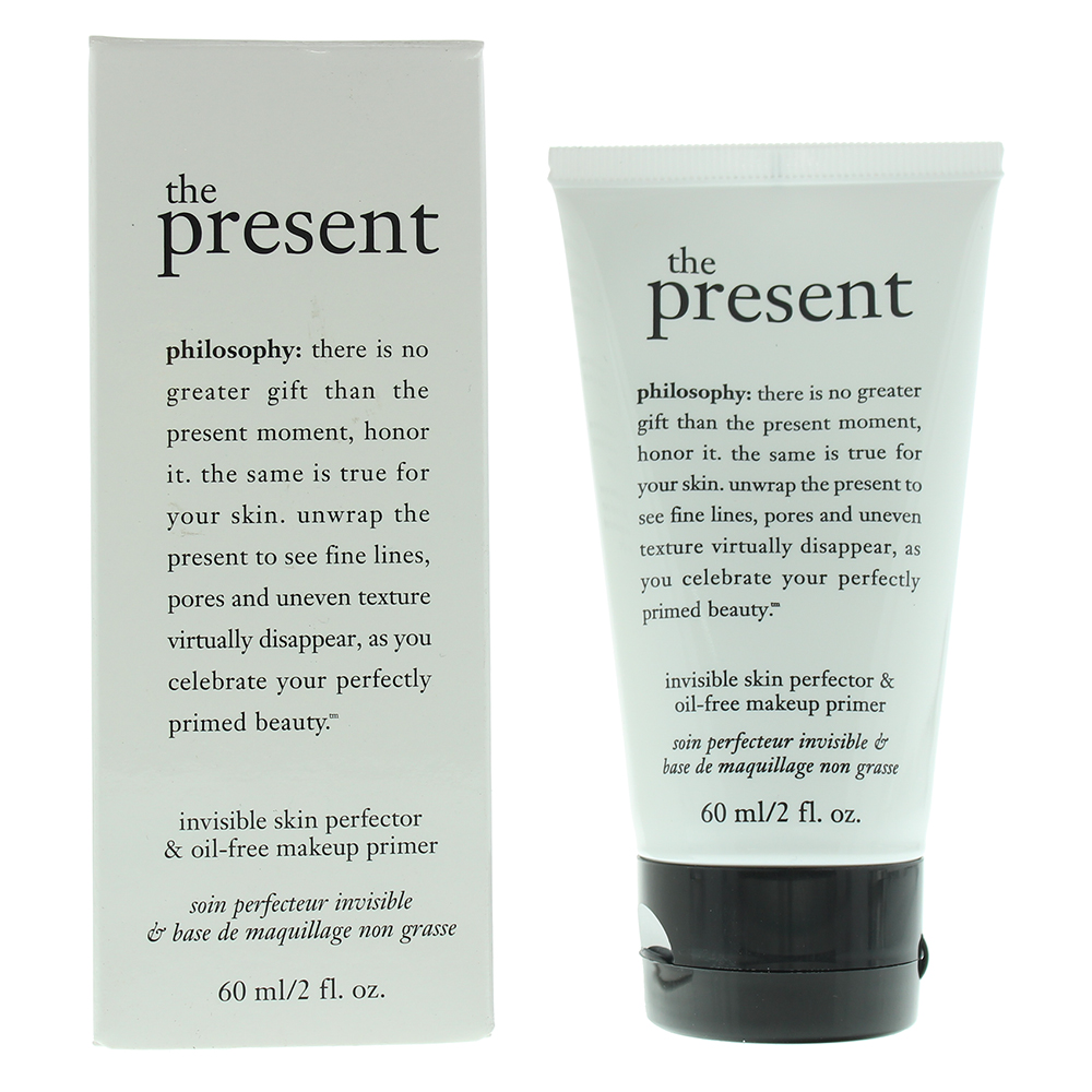 Philosophy The Present Invisible Skin Perfector & Oil-Free Makeup Primer 60ml