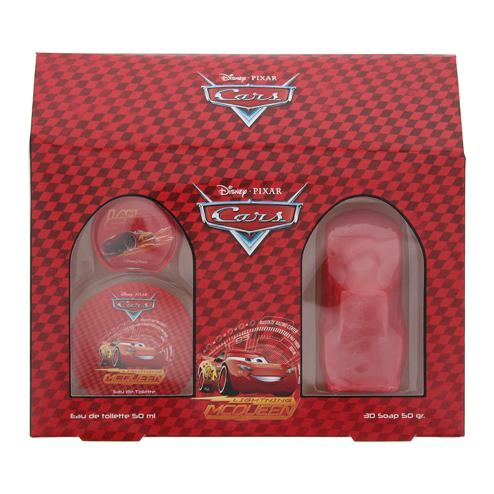 Disney Cars Eau de Toilette 2 Pieces Gift Set