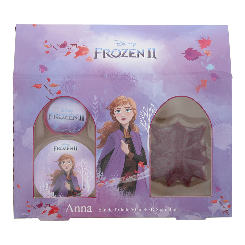 Disney Frozen 2 Anna Eau de Toilette 2 Piece Gift Set