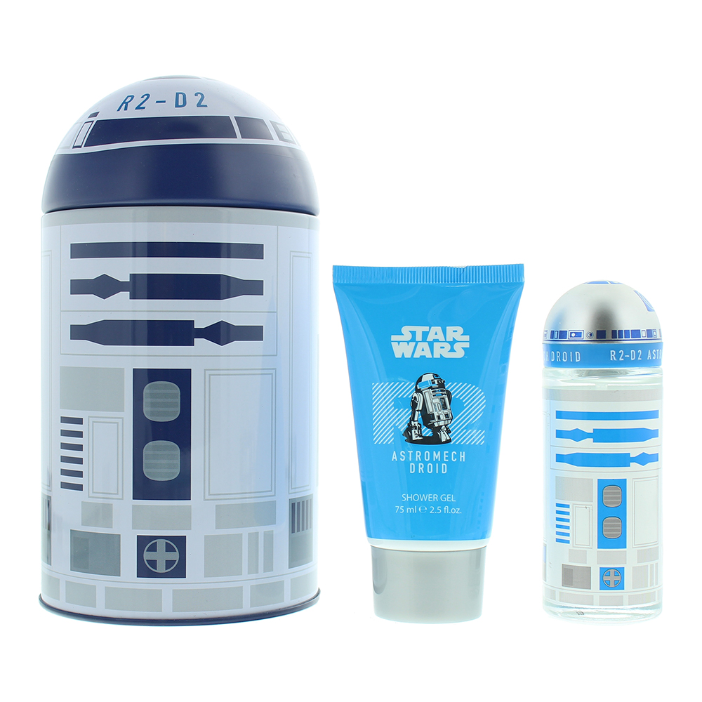 Disney Star Wars R2d2 Eau de Toilette 2 Pieces Gift Set