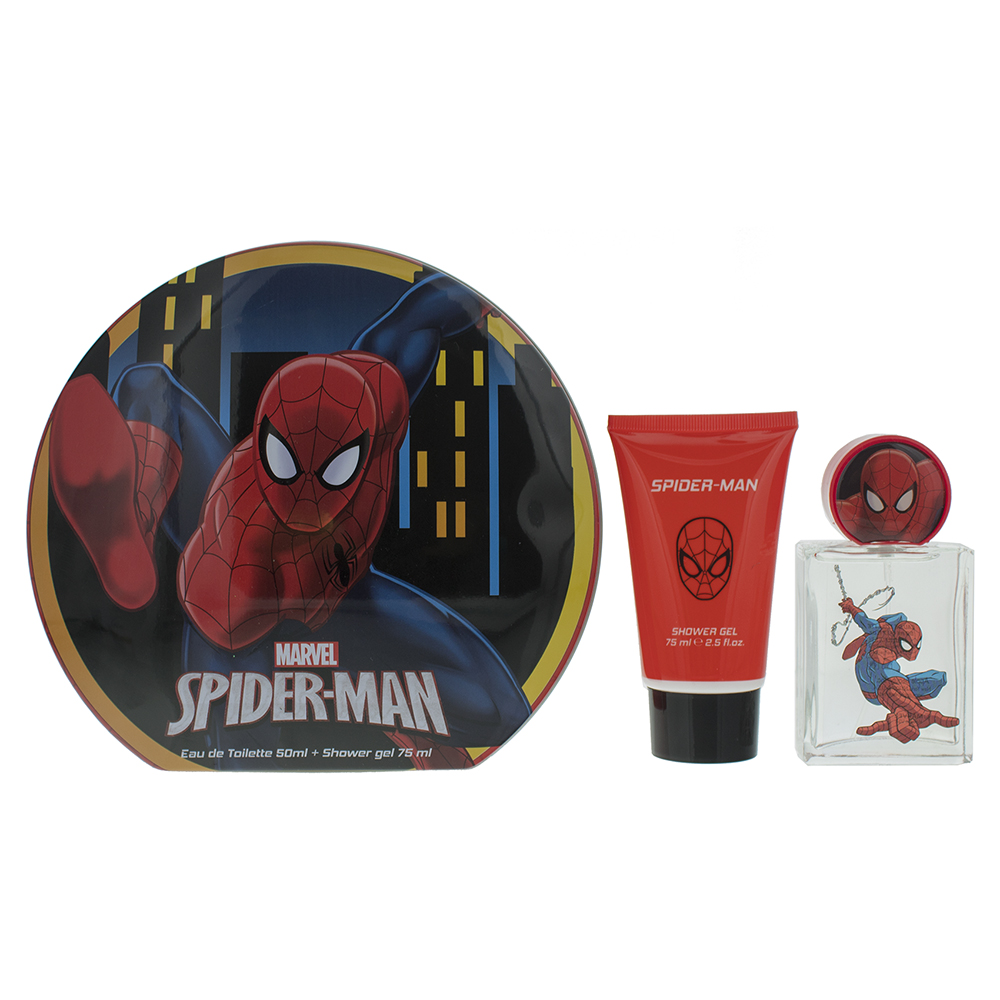 Marvel Spiderman Eau de Toilette 3 Pieces Gift Set