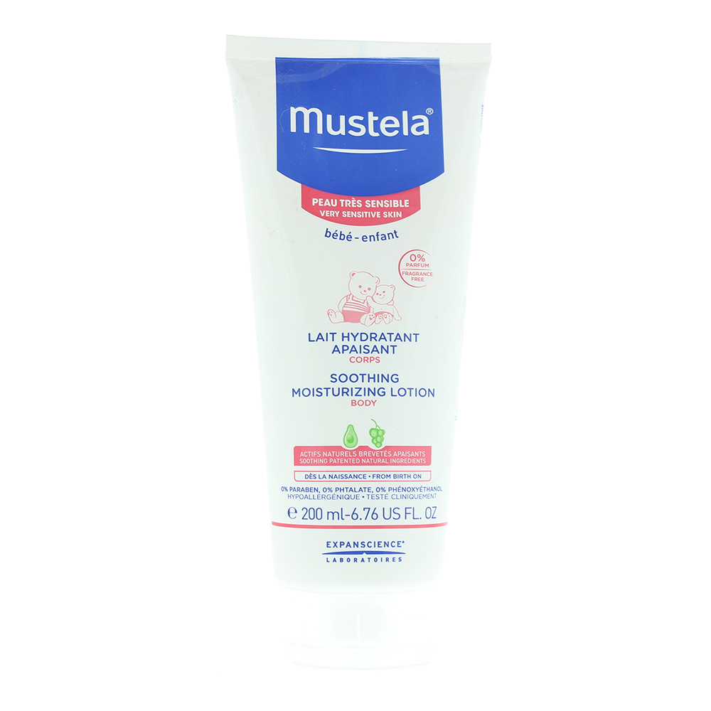 Mustela Bébé-Enfant Very Sensitive Skin Soothing Body Lotion 200ml