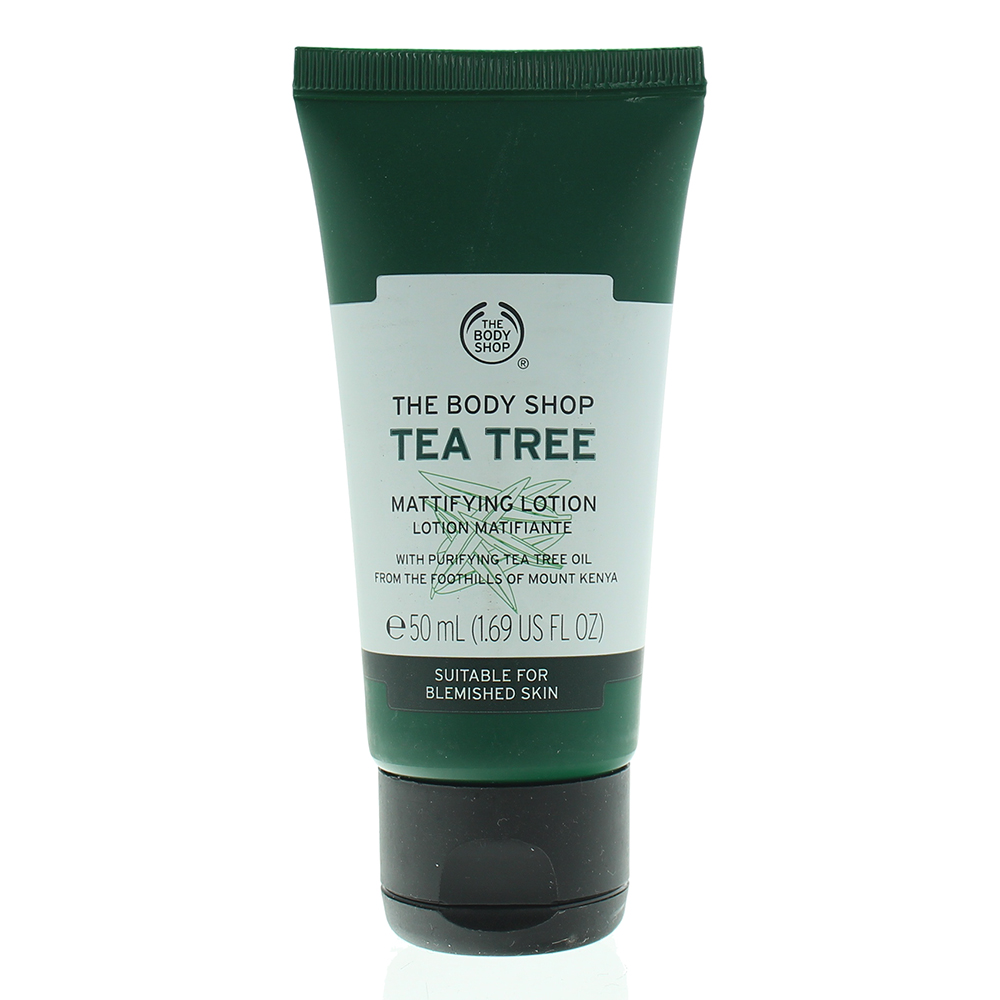 Body Shop Tea Tree Mattifying Lotion 50ml
