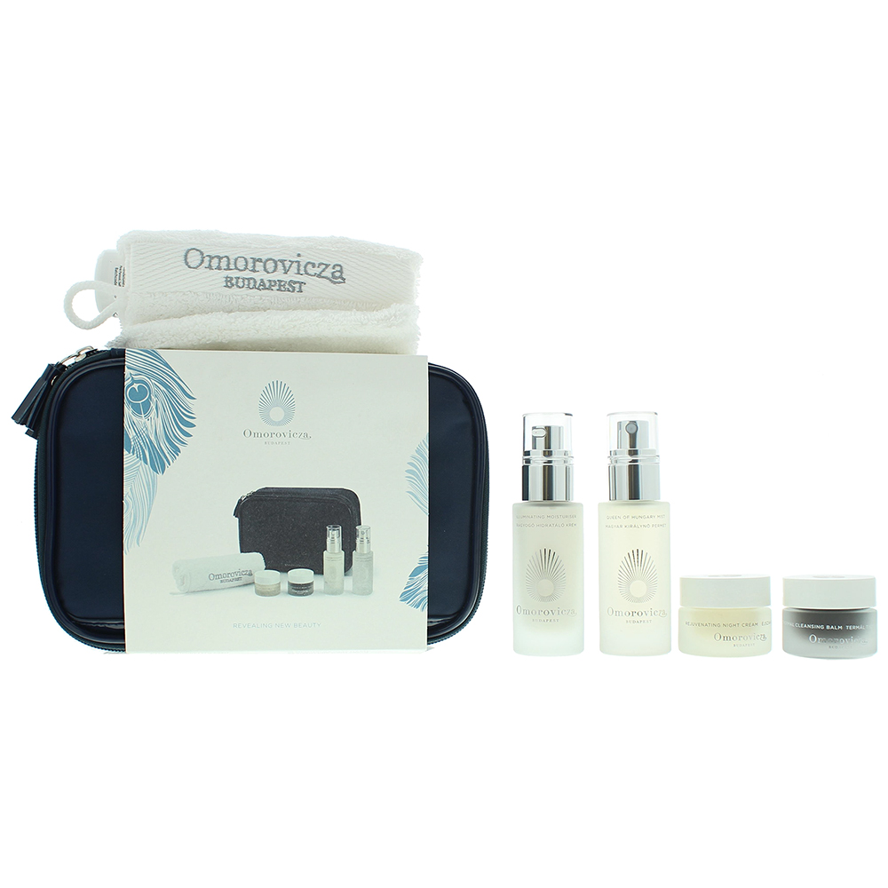 Omorovicza Essentials Collection Skincare Set 5 Pieces Gift Set