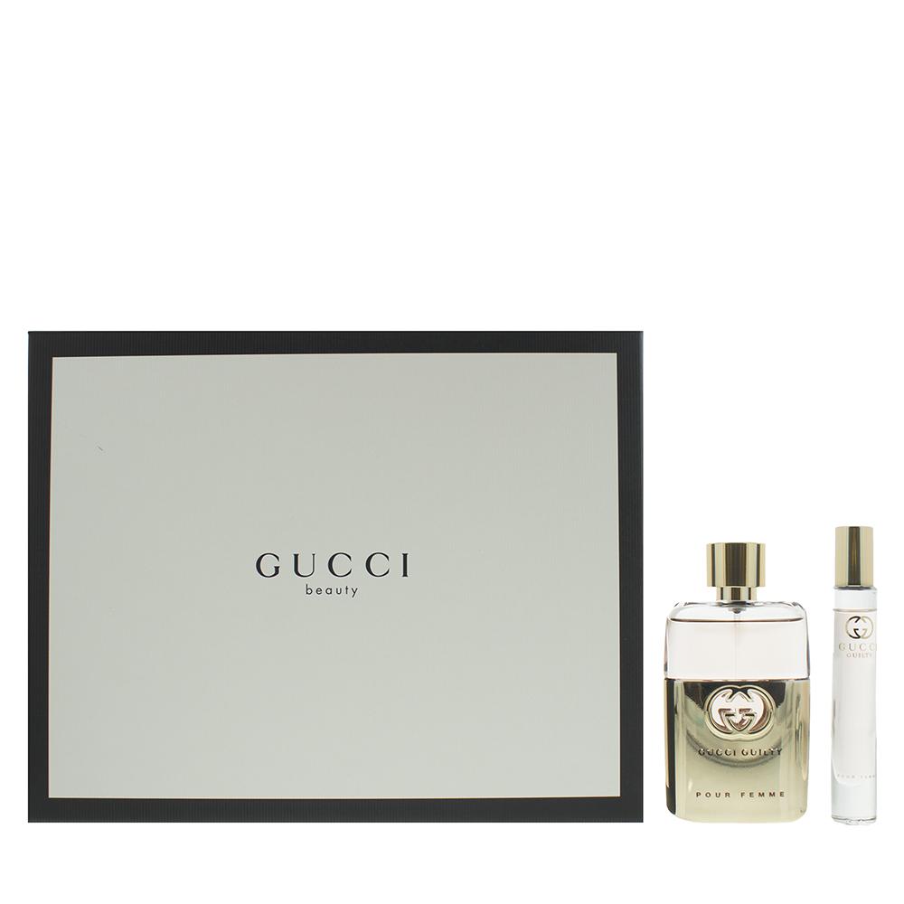 Gucci Guilty Pour Femme  2 Pieces Gift Set