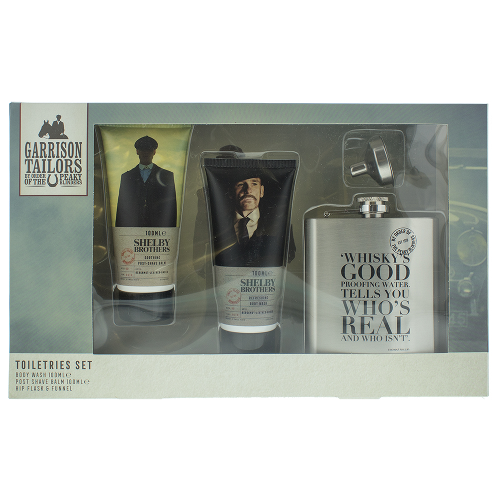 Peaky Blinders Bodycare Set 3 Pieces Gift Set