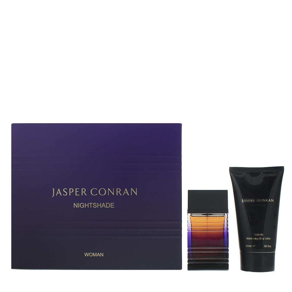 Jasper Conran Night Shade Woman Eau de Parfum 2 Pieces Gift Set