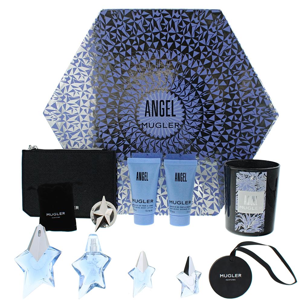 Mugler Angel Festive Selection Box Eau de Parfum 5 Pieces Gift Set
