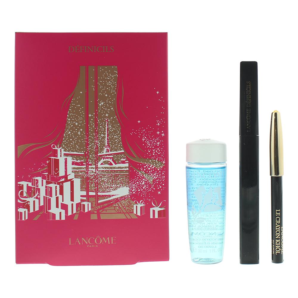 Lancôme Définicils Cosmetic Set 3 Pieces Gift Set