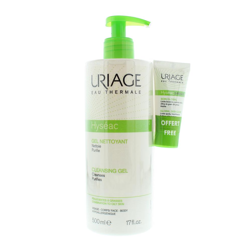 Uriage Bariéderm Cica With Copper-Zinc Spf50 Skincare Set 2 Pieces Gift Set