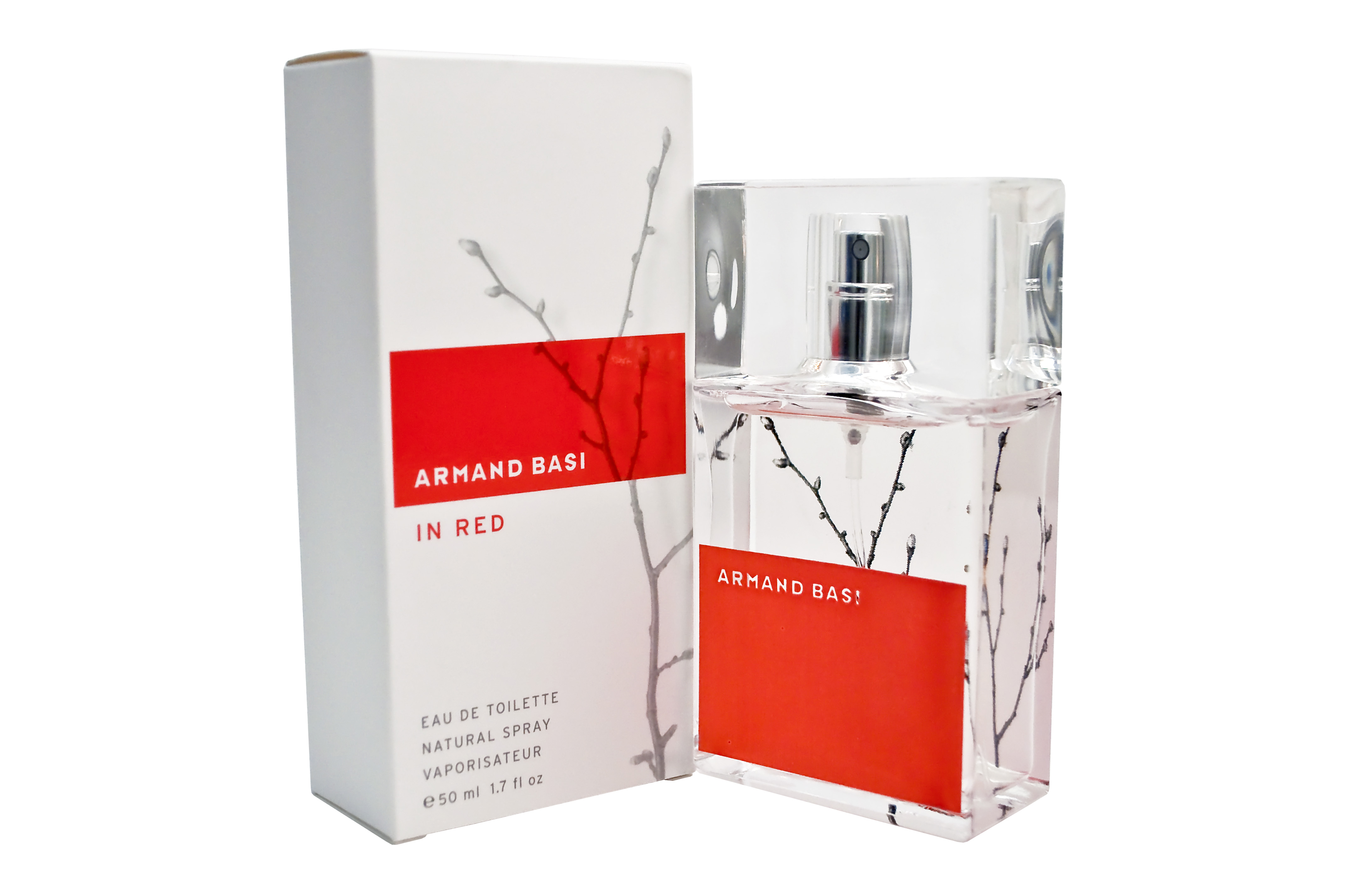 Armand Basi In Red Eau de Toilette 50ml