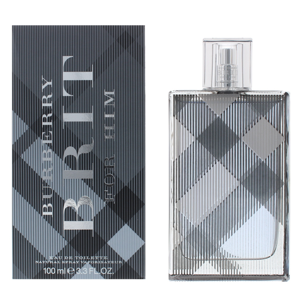 Burberry Brit For Him Eau de Toilette 100ml Spray