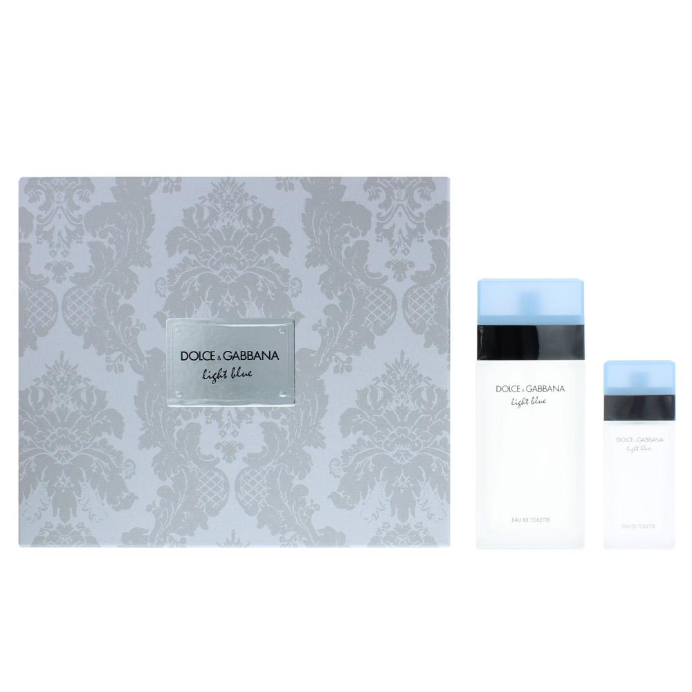 Dolce & Gabbana Light Blue Eau de Toilette 2 Pieces Gift Set : Eau de Toilette 1