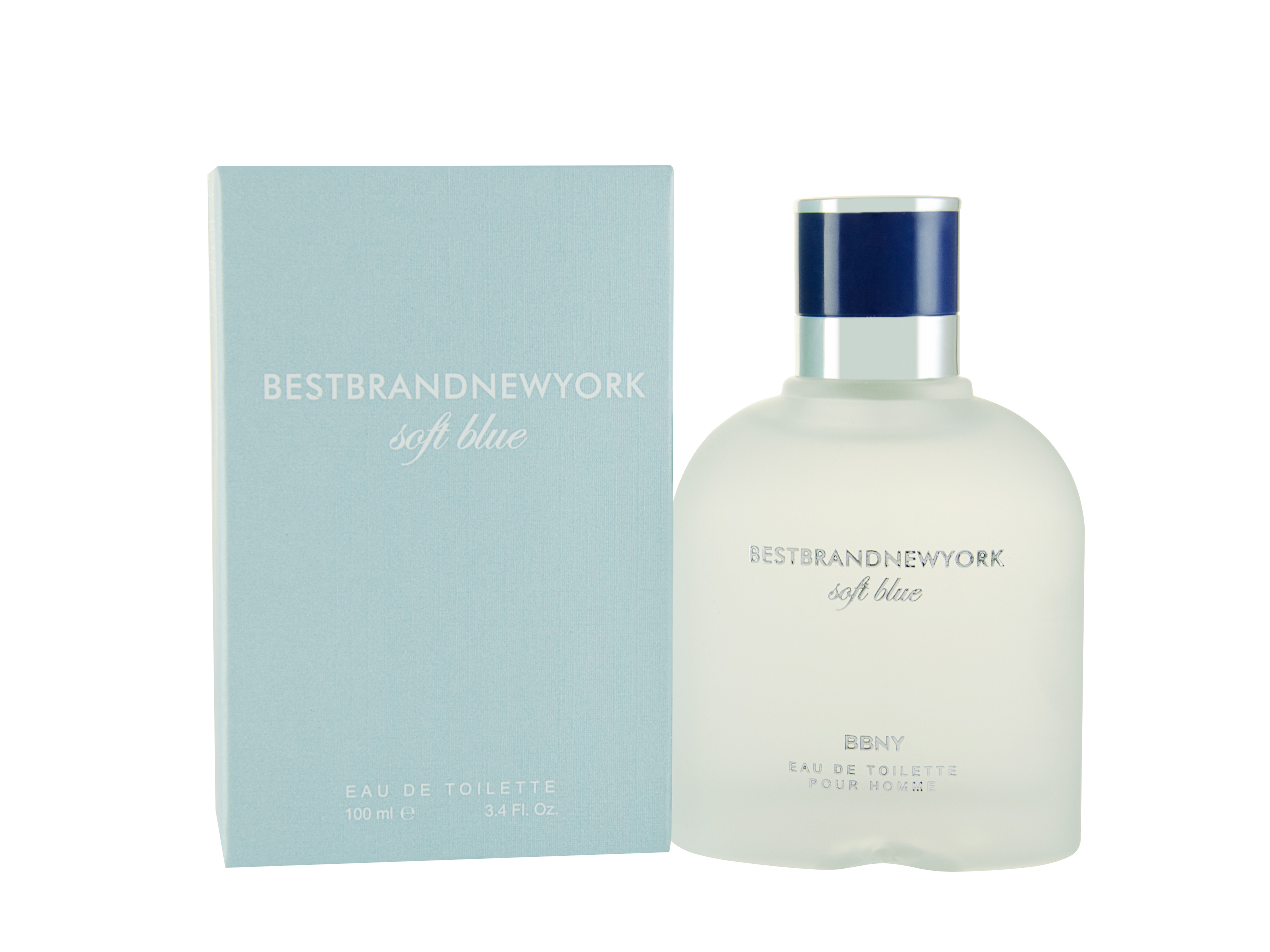 BBNY Soft Blue Homme Eau de Toilette 100ml