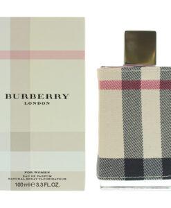 Burberry London Fabric For Her Eau de Parfum 100ml