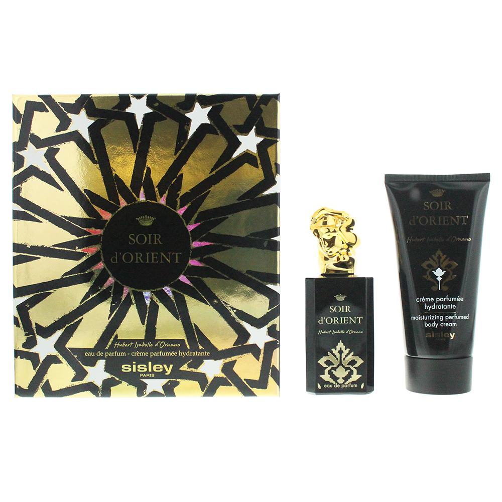 Sisley Soir D'Orient 2 Piece Giftset -  Eau De Parfum 100ml -  Body Cream 150ml