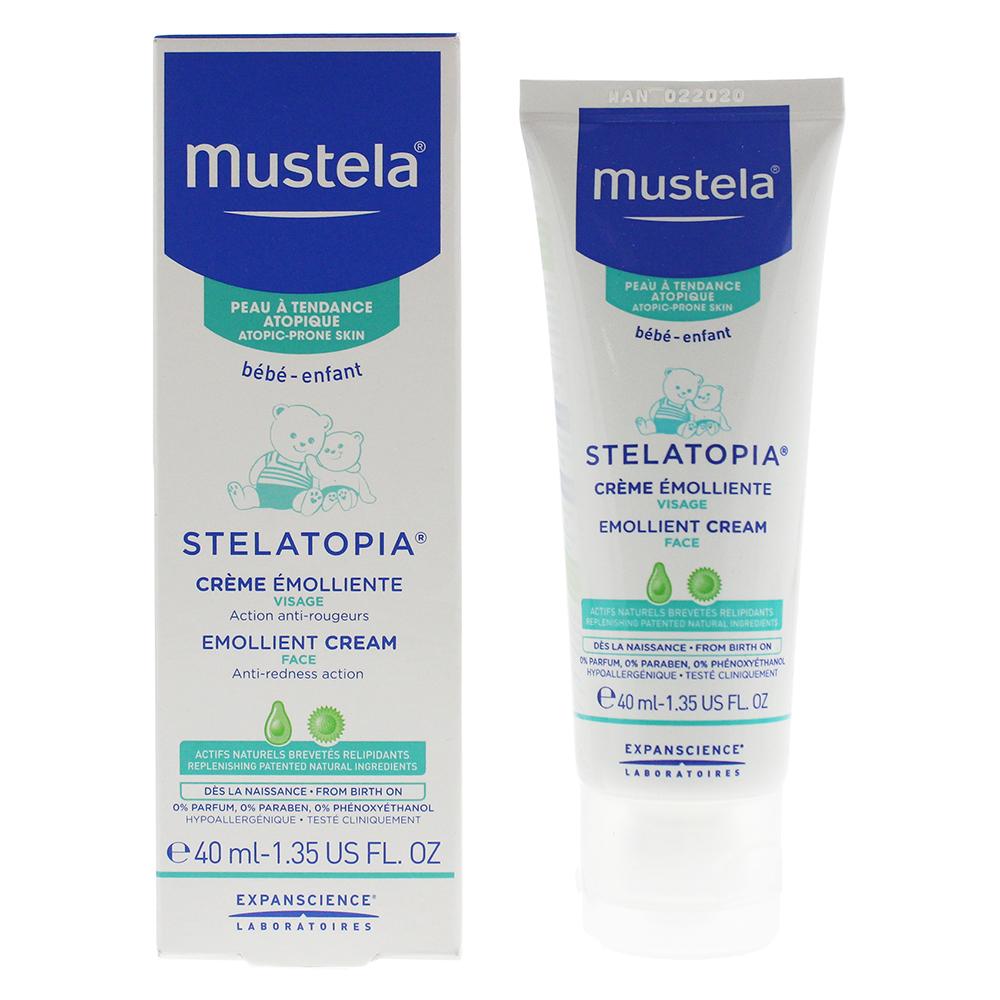 Mustela Stelatopia Emollient Face Cream 40ml