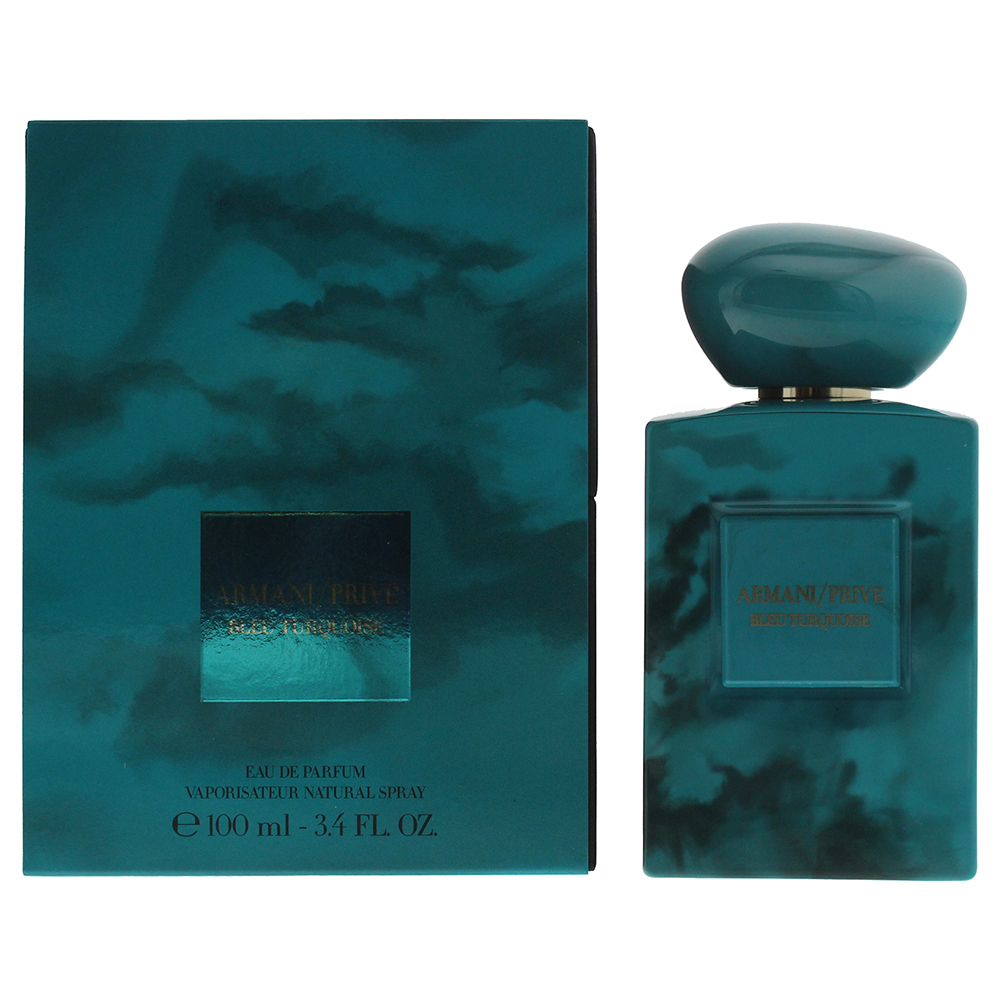 Giorgio Armani Privé Bleu turquoise Eau De Parfum 100ml