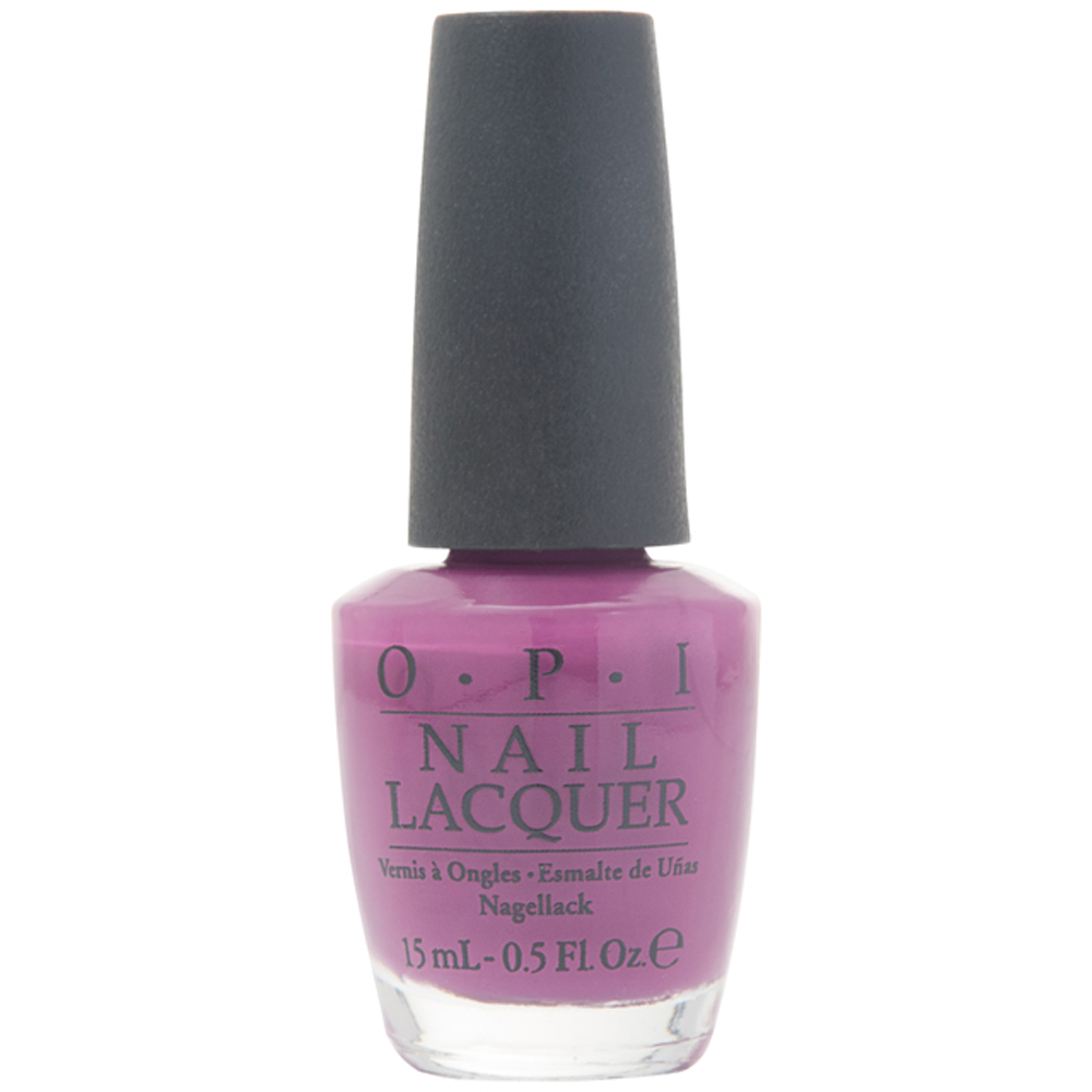 Opi Pamplona Purple Nail Polish 15ml